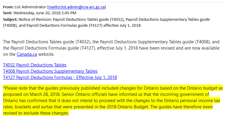 Fine Canadian Payroll 2018 Mid Year Tax Update Jenkuntz Ca Download Free Architecture Designs Lukepmadebymaigaardcom